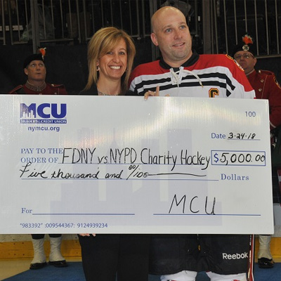 FDNY Hockey Sponsorship